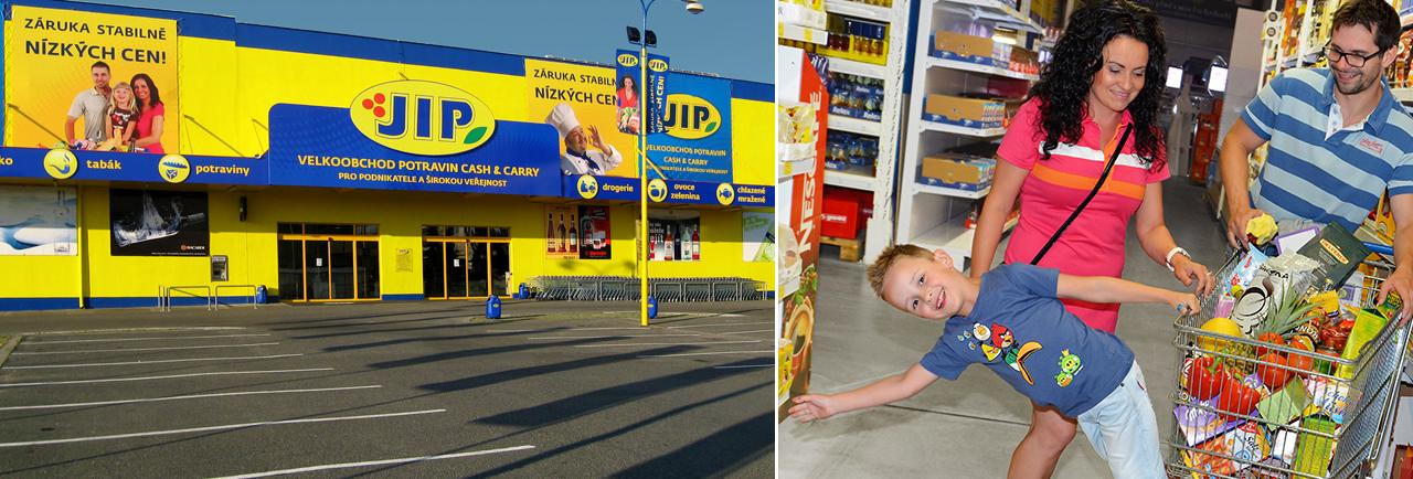 Objevte JIP Cash&Carry