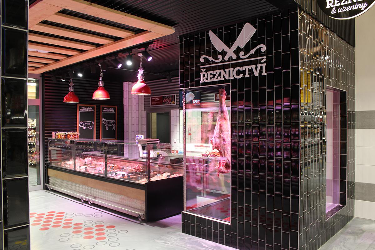 Prodejna Karlovy Vary 4